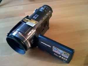 Die neue Kamera - Panasonic TM-700